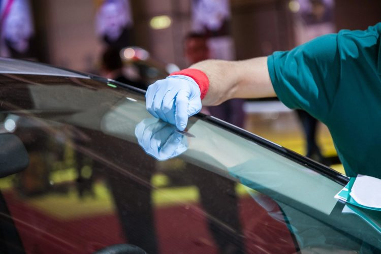 Типы дефектов автомобильных стекол