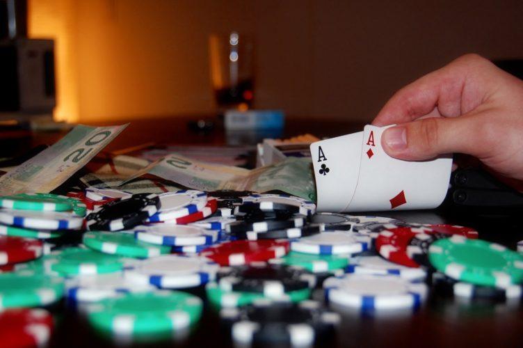 Игра покер