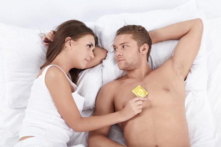 Защита при сексе