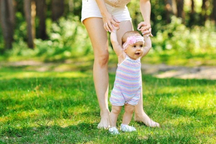 Малыш учится ходить. Советы родителям