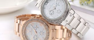 Женские часы как искусство