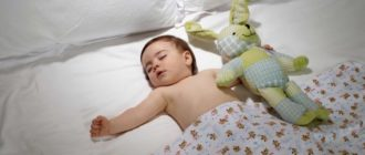 почему ребенок должен спать отдельно