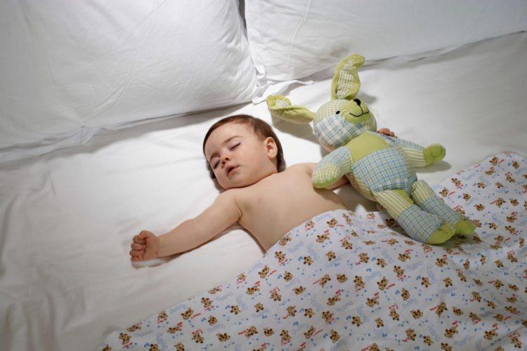 Ребёнок должен спать отдельно!