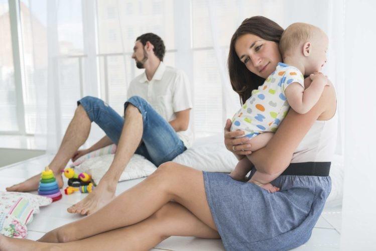 Отношения после рождения ребенка