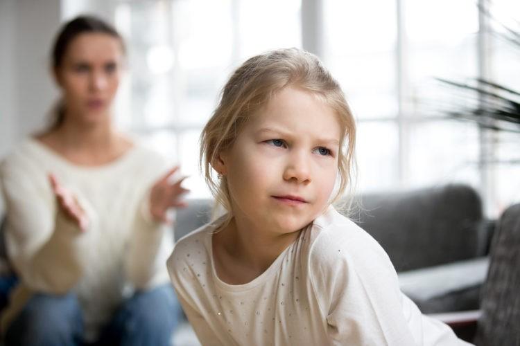 О чем не нужно врать ребенку