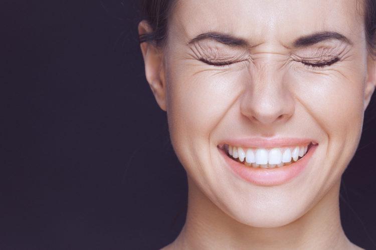 Ликвидируем морщинки на лице