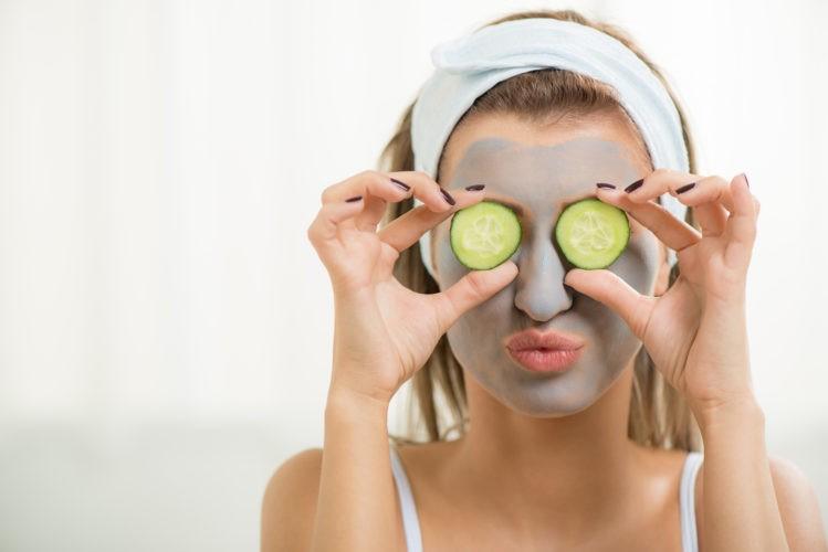 Натуральные маски для лица. Правильный уход за кожей