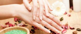 Укрепление и рост ногтей в домашних условиях