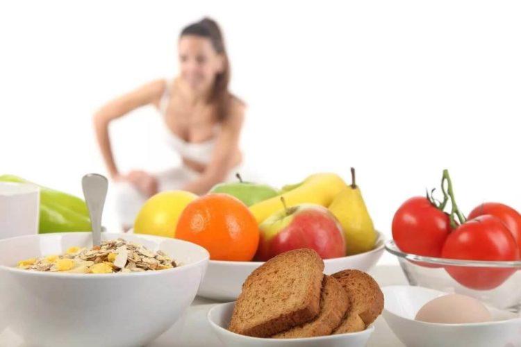 Правильное питание при больших физических нагрузках
