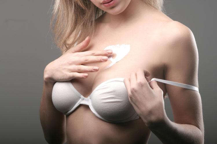 Советы по убиранию растяжек на груди