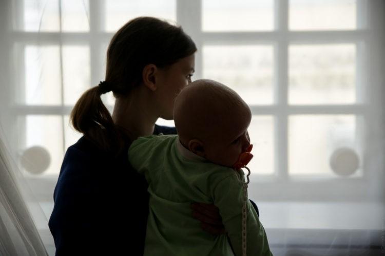 Стать успешной матерью-одиночкой