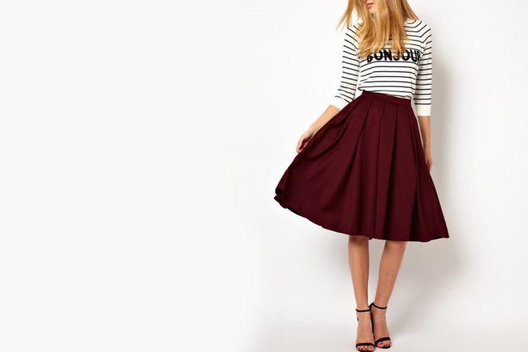 Как выбрать хорошую юбку