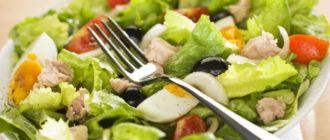 Рецепты для диеты