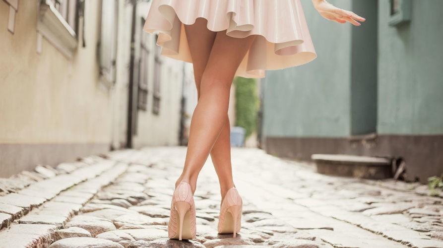 Красивая походка: как научиться?