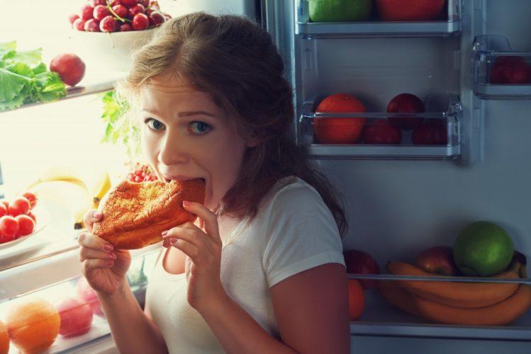 От каких продуктов толстеют