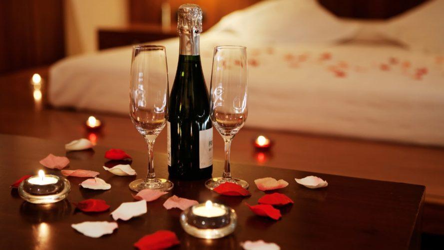 Романтический вечер для двоих идеи