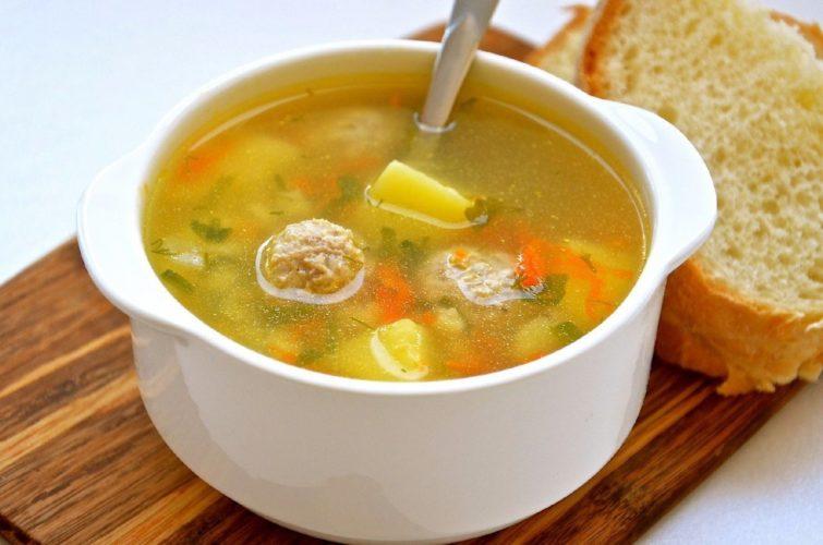 Какой суп приготовить быстро
