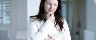 Болит горло чем лечить