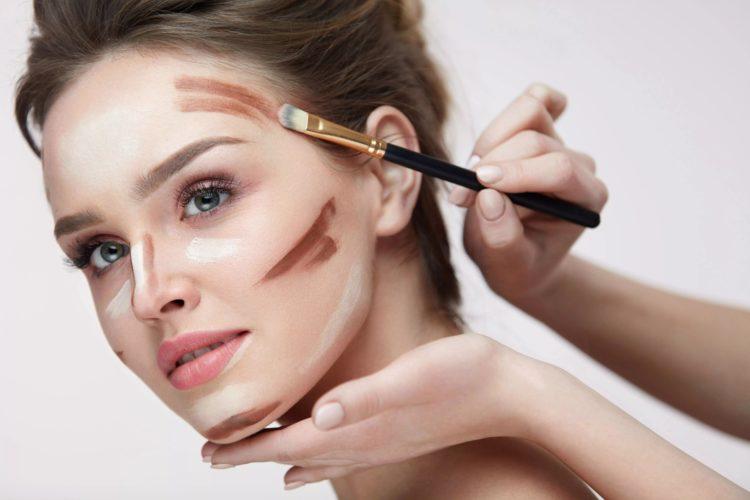 Правила нанесения макияжа