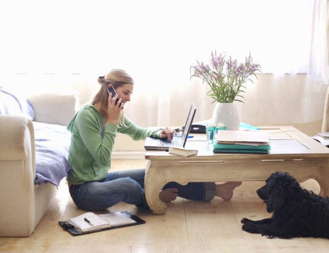 Свободная работа на дому