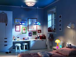 Выбор освещения для рабочего стола ребенка