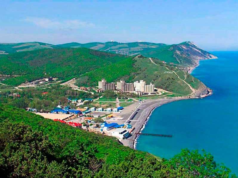 Доступный летний отдых с детьми на Черном море