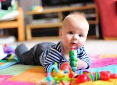 Естественное развитие ребенка