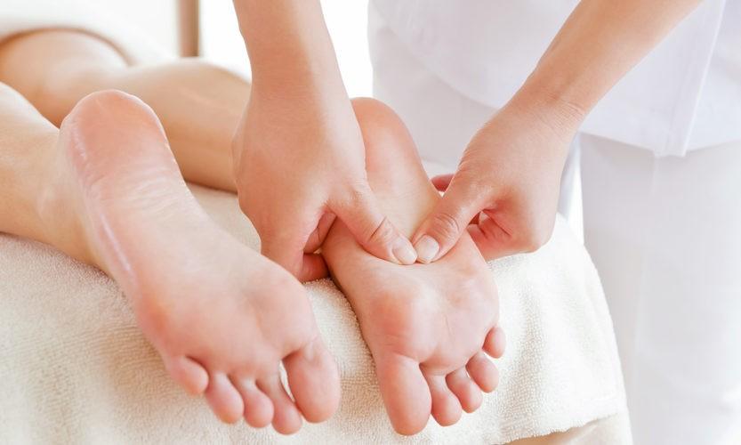 Массаж ног как правильно делать