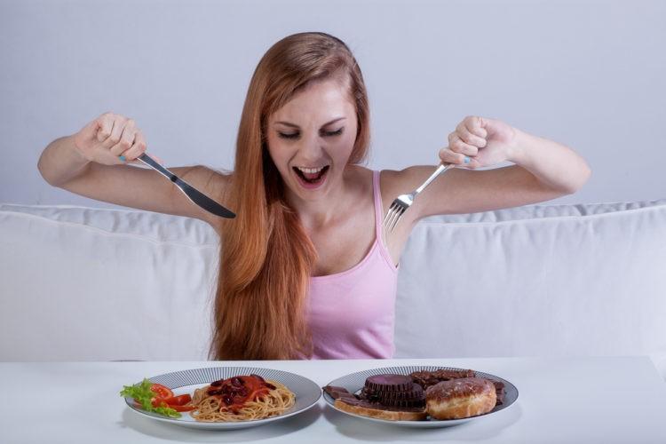 Как набрать вес за месяц