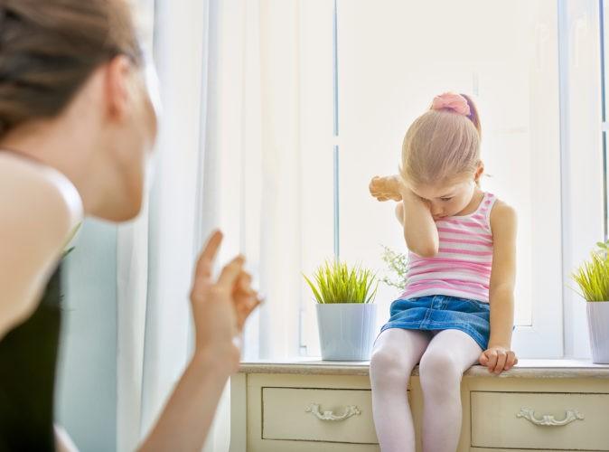 Как не кричать на детей