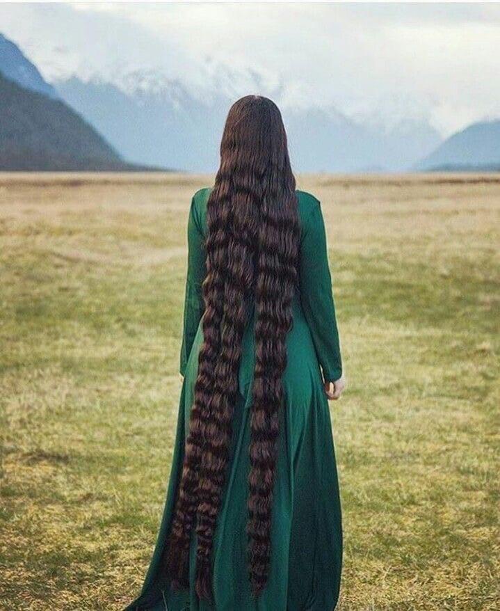 Как отрастить волосы и ускорить их рост