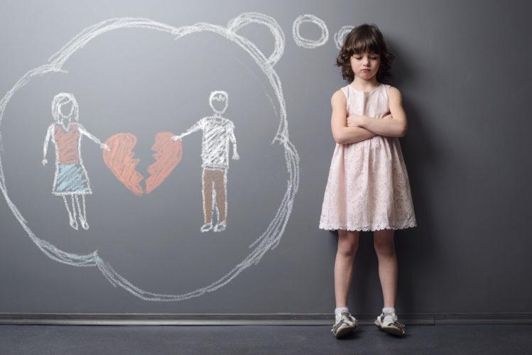 Как объяснить ребенку что родители разводятся