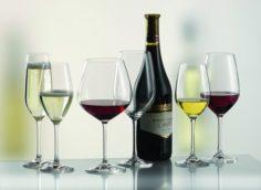 выбрать бокалы для вина