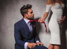 Как притянуть к себе мужчину