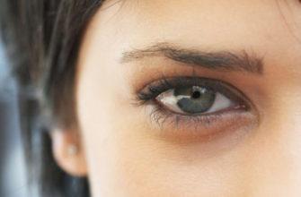 Как убрать синие круги вокруг глаз