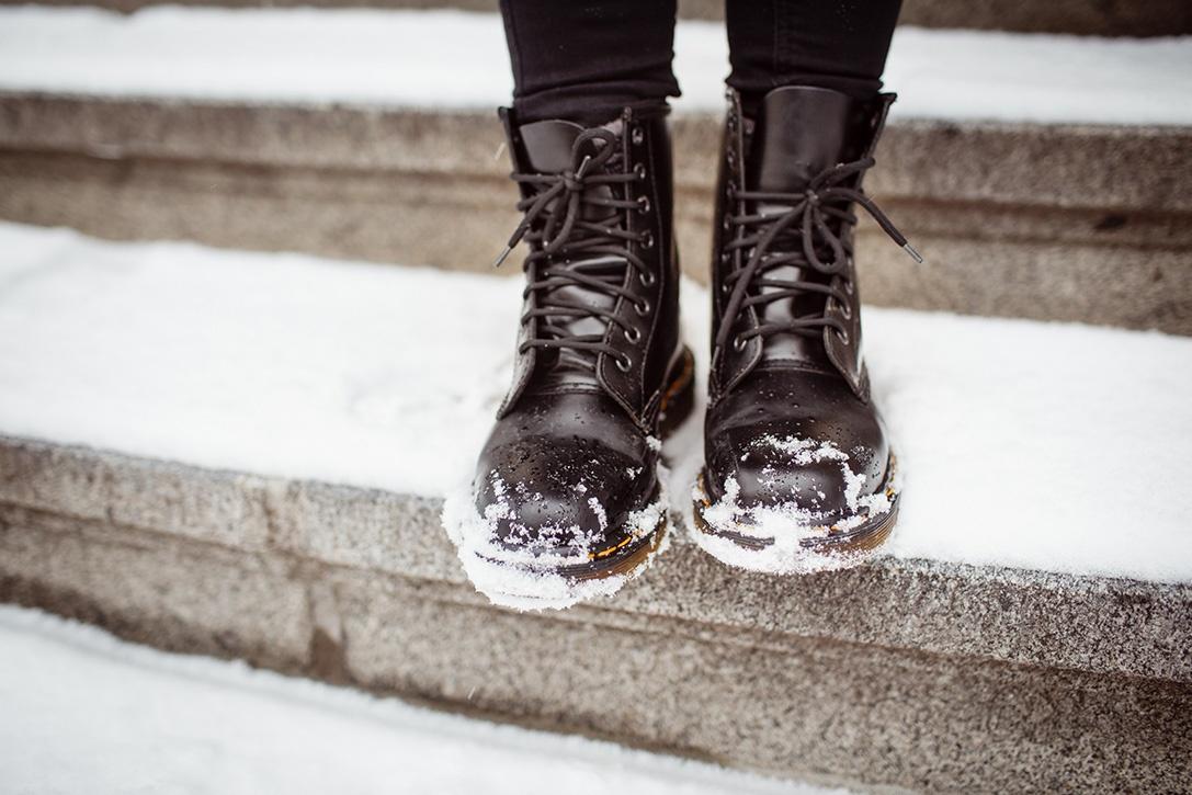 Как выбрать мужскую обувь на зиму