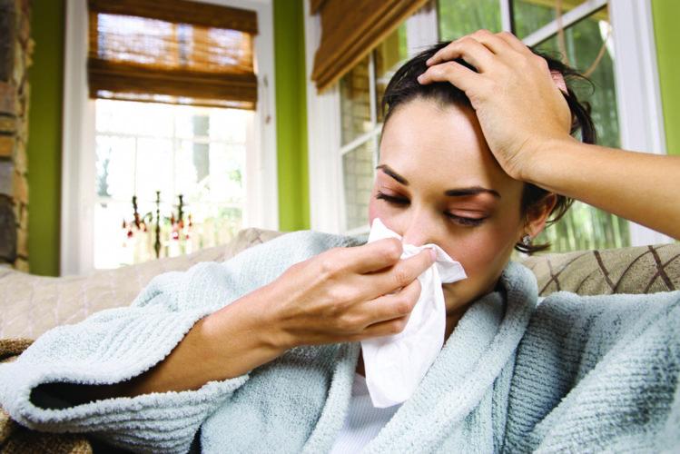 Лечение гайморита в домашних условиях