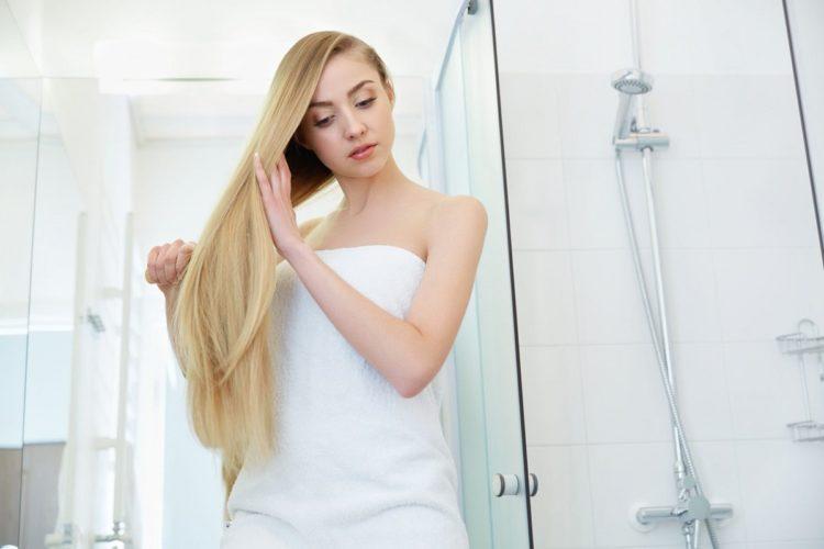 Как выровнять волосы