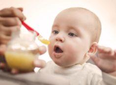 Питание ребенка в 6 месяцев