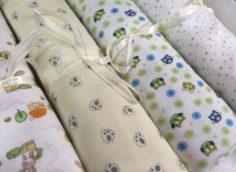 Пеленки новорожденному
