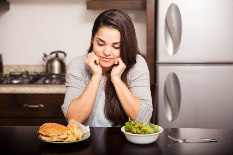 Почему нельзя сидеть на диетах