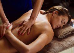 Немного о пользе массажа