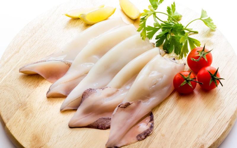 свойства кальмара