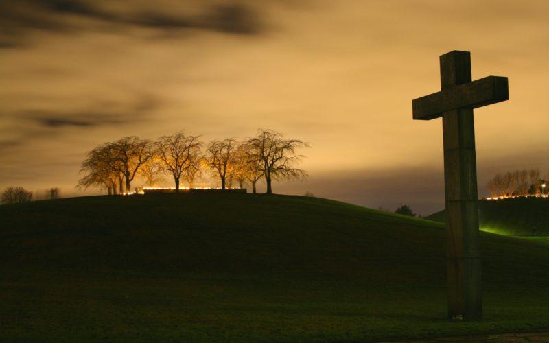 Нельзя ходить на кладбище