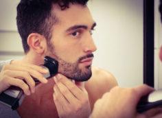 бриться против роста волос