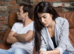 Как пережить тяжелый развод