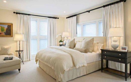 Готовые шторы. Какие выбрать в спальню?