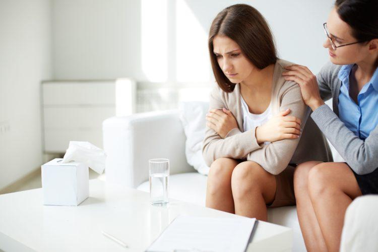 психотерапия страха