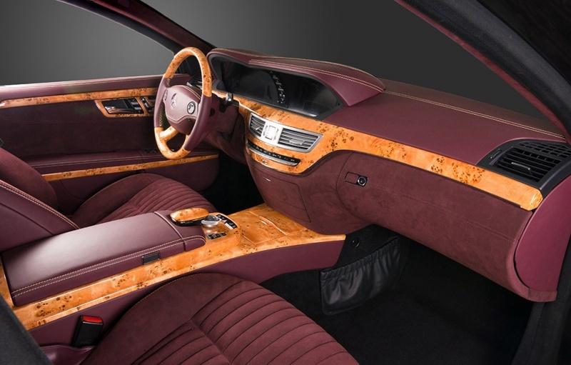 Ткани для обивки салона автомобиля: выбираем лучший материал
