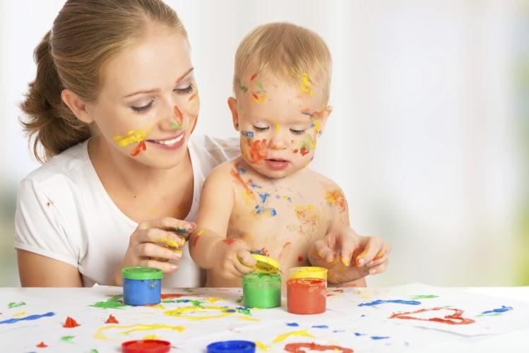 Воспитание творческого ребенка